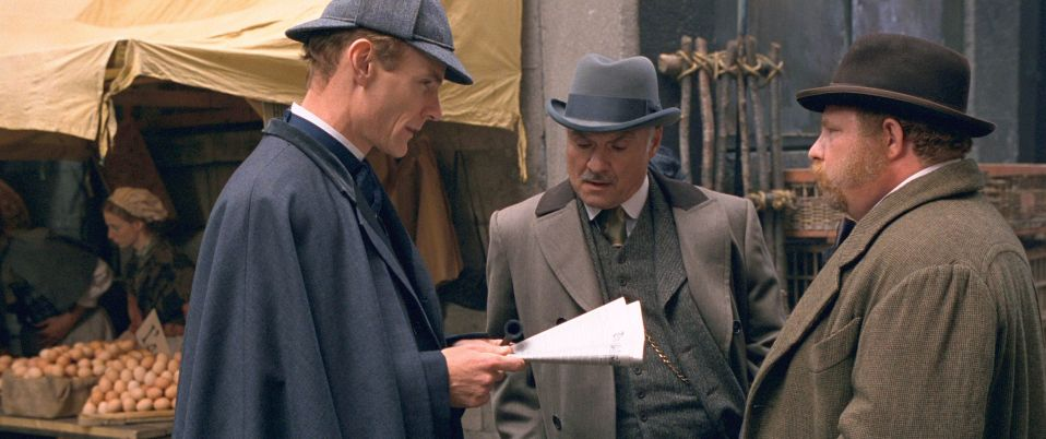 Sherlock Holmes: Le Chien des Baskerville