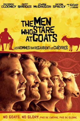 Les Hommes qui regardent les chèvres