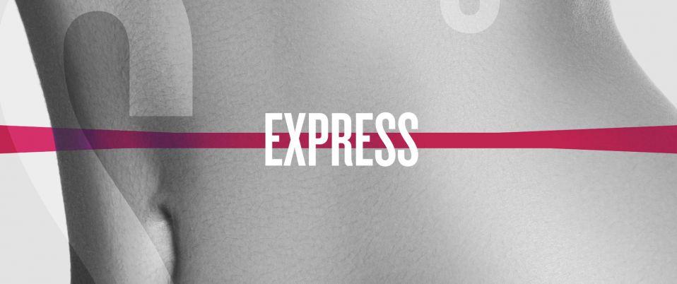 Express : Toutes mouillées
