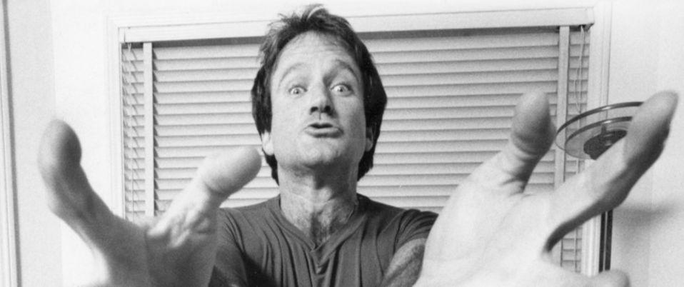 Robin Williams: Come Inside My Mind S.T.F.