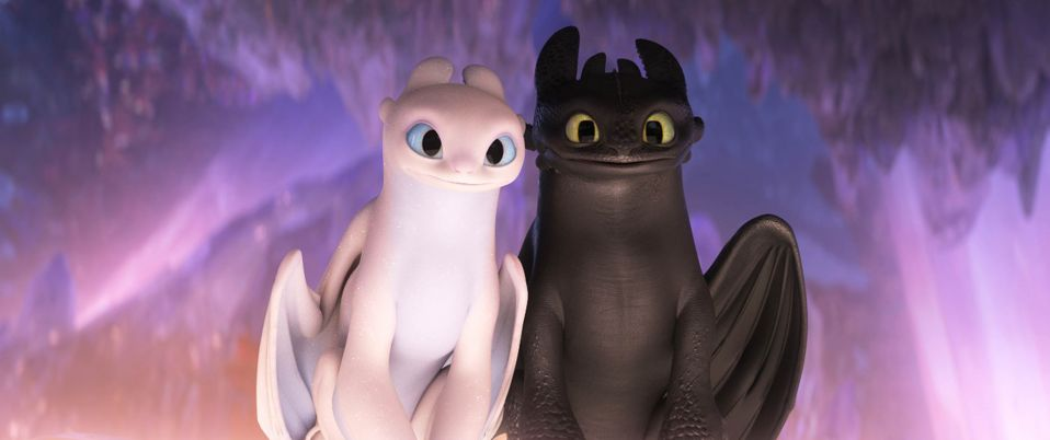 Dragons : le monde caché