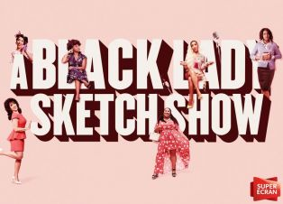 A Black Lady Sketch Show V.F.