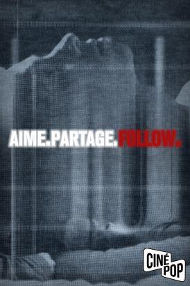 Aime. Partage. Follow.