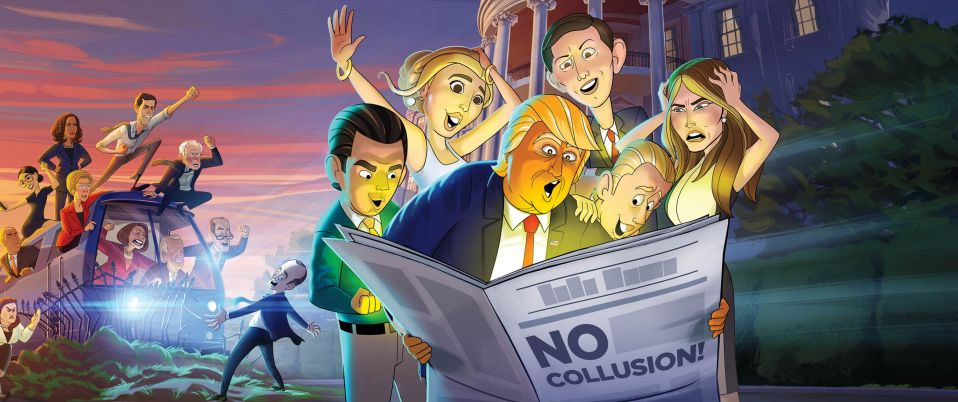 Our Cartoon President V.F.