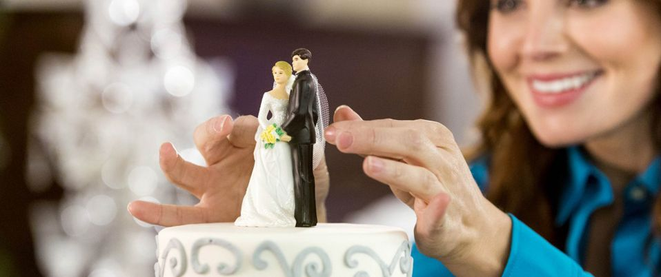 Une ombre sur le mariage